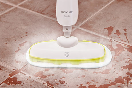 Rovus Nano paročistač za podove